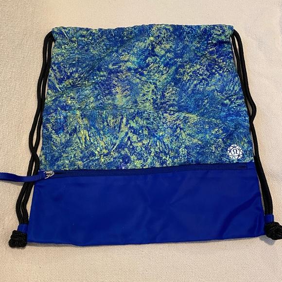 Lululemon Drawstring Backpack
